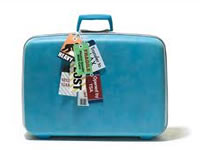 Travel & Luggage Shipping Saint Simons Island